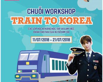 Chuỗi workshop Train To Korea
